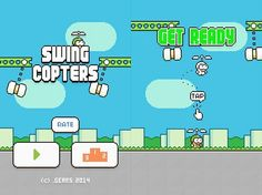Highest Swing Copters Score Worldwide