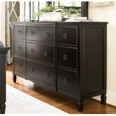 Summer Hill Nine Drawer Dresser, Universal, Summer Hill Collection 1270  66x19x41 bigger than chatham