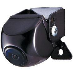 "Power Acoustik Cam-2 1"" Surface-Mount Rearview Camera"