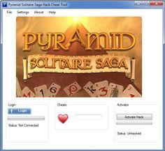 Pyramid Solitaire Saga Hack Tool No Survey Free