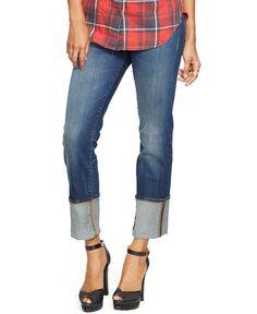 Denim & Supply Ralph Lauren Straight-Leg Jeans, Sanford Wash