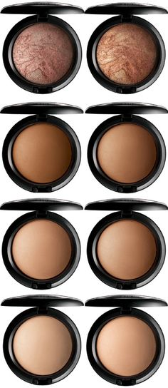 MAC Cosmetics – N Colour / Face Product Photos