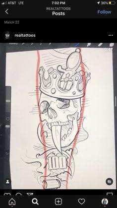 Chest Tattoo Stencils, Half Sleeve Tattoo Stencils, Half Sleeve Tattoos Drawings, Half Sleeve Tattoos For Guys, Tattoo Sleeve Designs, Chest Tattoo Sketches, Chicano Tattoos Sleeve, Forearm Sleeve Tattoos, Skull Tattoos