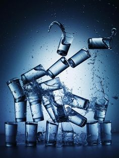 awesome 30+ Awesome Still Life Photography Ideas using Water