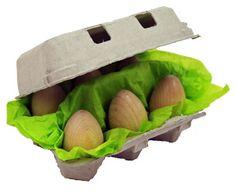 Wooden Eggs  $6.95
