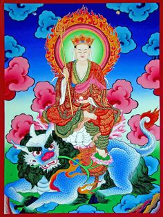 Ksitigarbha Bodhisattva │ 地藏王菩薩