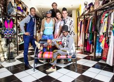 B.O.R.N to Style premieres Tuesday, 7/15 @ 10p EST, on @fyitv #ad #BORNtostyle #FYI