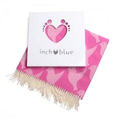Was £40 - Pink Receiving Blanket