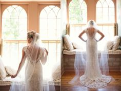 Beautiful shots of real bride Karli in her Posh gown. #realposhbride #posh #poshbridallanc #wedding #gown
