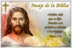 Vidas Santas: Santo Evangelio según san Mateo 5:43