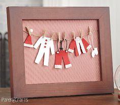 Santas Clothesline