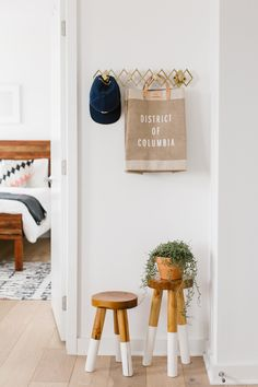 #entrygoals See the rest of this minimal boho condo on the west elm blog!