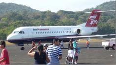 """Campaña """"Panamá lo tiene todo"""" llega por avión de Bocas del Toro a Costa Rica http://www.inmigrantesenpanama.com/2015/08/31/campana-panama-lo-tiene-todo-llega-por-avion-de-bocas-del-toro-a-costa-rica/"""
