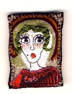 Image result for louise nichols textile artist