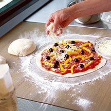 Osez la pizza maison