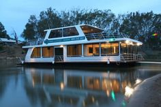 I'll be renting houseboats periodically to explore some of the nice big lakes in our country.  Care to join me, family?