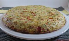 Gâteau au saumon... du goût, des couleurs, du bonheur :) #Recette, #Light, #Régime, #Saumon,