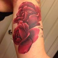 red rose tattoo OMG so Petty!