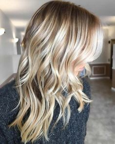Balayage High Lights To Copy Today - Sunflower Blonde - Simple, Cute, And Easy Ideas For Blonde Highlights, Dark Brown Hair, Curles, Waves, Brunettes, Natural Looks And Ombre Cuts. These Haircuts Can Be Done DIY Or At Salons. Don't Miss These Hairstyles! - https://thegoddess.com/balayage-high-lights-to-copy