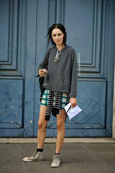 Edie Campbell, Paris, October 2013