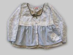 Ref. 1100717- Camisa - Confetti- niña - Talla 3 años - 9€ - info@miihi.com - Tel. 651121480