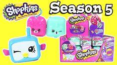 Shopkins Saturday Ep  81 - Shopkins Season 5