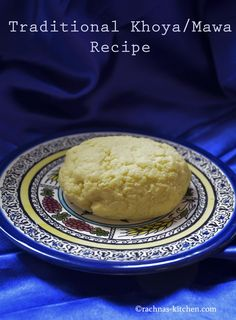 Make traditional homemade khoya recipe with step by step pictures also with a quick mawa recipe with milk powder. Find tips for making mawa at home.