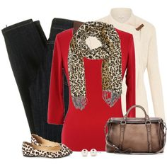 Leopard by cindycook10 on Polyvore featuring мода, CC, D&G, Forever 21, Miu Miu, Tiffany & Co. and Lipsy