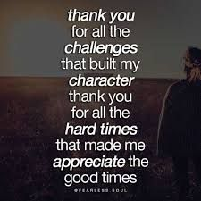 Gratitude For Hard Times With Images Gratitude Quotes Life