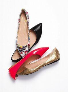 Pointed-toe Flat - Colin Stuart� - Victoria's Secret by DrawPaintWear