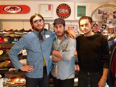Alex & William & Dylan