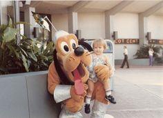 sharonpluto19861 - Sharon Blickensderfer Vintage Disney, Vintage Ads, Vintage Posters, Old Disney Movies, Disney Stuff, Disney Tourist Blog, Epcot Center, Walt Disney World, Disneyland