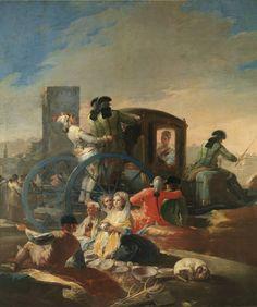 The Pottery Vendor 1778