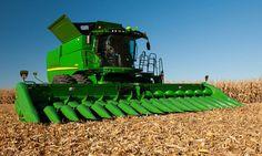 600C Series Corn Heads