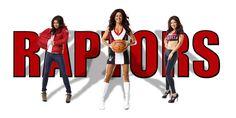 Raptors Cheerleaders