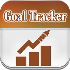 #App Of The Day 01 Dec 2016 Goal Tracker by iGeniusDev  http://www.designnominees.com/apps/goal-tracker