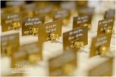 Wedding Details, Berkshire Wedding, Gold, Cows,  Ashley & Andrew's Cranwell Resort Wedding - Tricia McCormack Photography