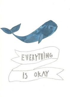 everything is okay by matirose, via Flickr