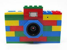 kamera lego