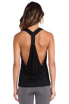 How to Wear It: The extra-low racerback tank