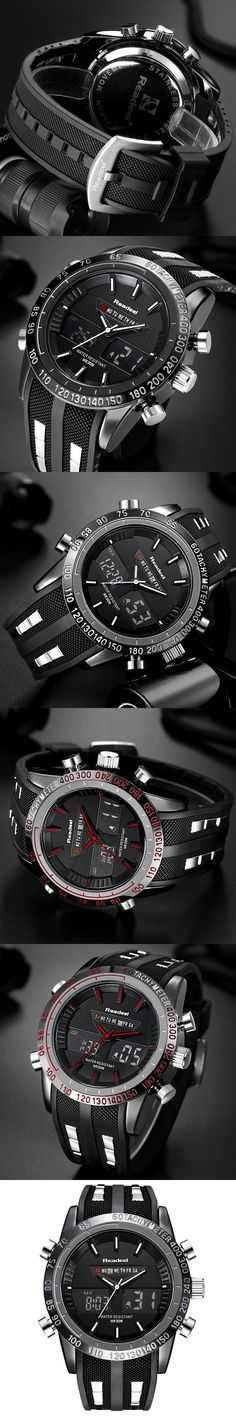 Top Luxury Brand Watches Men LED Digital Military Waterproof Watches Fashion Silicone LED Digital Watch Men Relogio Masculino #menswatchesmilitary