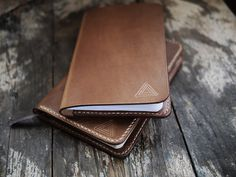 Notebook covers Hollows Leather