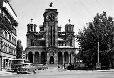 Church of St.Mark - Belgrade, Yugoslavia (1960s)