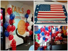 We're seeing stars (and stripes!) in the Petplan office today! Congratulations to Petplan co-founders Chris & Natasha Ashton for passing the U.S. Citizenship test! #UKtoUSA