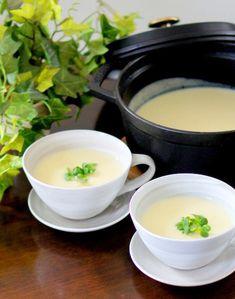 カリフラワーの和風ポタージュ白味噌味 by manngo(河野ひとみ) 「写真がきれい」×「つくりやすい」×「美味しい」お料理と出会えるレシピサイト「Nadia | ナディア」プロの料理を無料で検索。実用的な節約簡単レシピからおもてなしレシピまで。有名レシピブロガーの料理動画も満載!お気に入りのレシピが保存できるSNS。