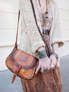 Bohemian Accessories #style #fashion For more tips + ideas, visit www.makeupbymisscee.com