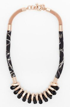 MARC BY MARC JACOBS 'Bolts' Bib Necklace available at #Nordstrom