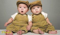 Sevimli ve tatlı bebekler - Piweet