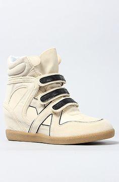 *Sole Boutique Platform Sneaker in White: Miss KL #misskl #missklcoachella