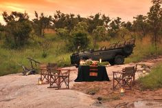 Savanna Private Game Reserve pulls out all the stops to create luxury safaris for guests in the Sabi Sands, South Africa Safari Game, Private Safari, Sand Game, Game Lodge, Private Games, Safari Adventure, Kruger National Park, Picnic In The Park, Game Reserve